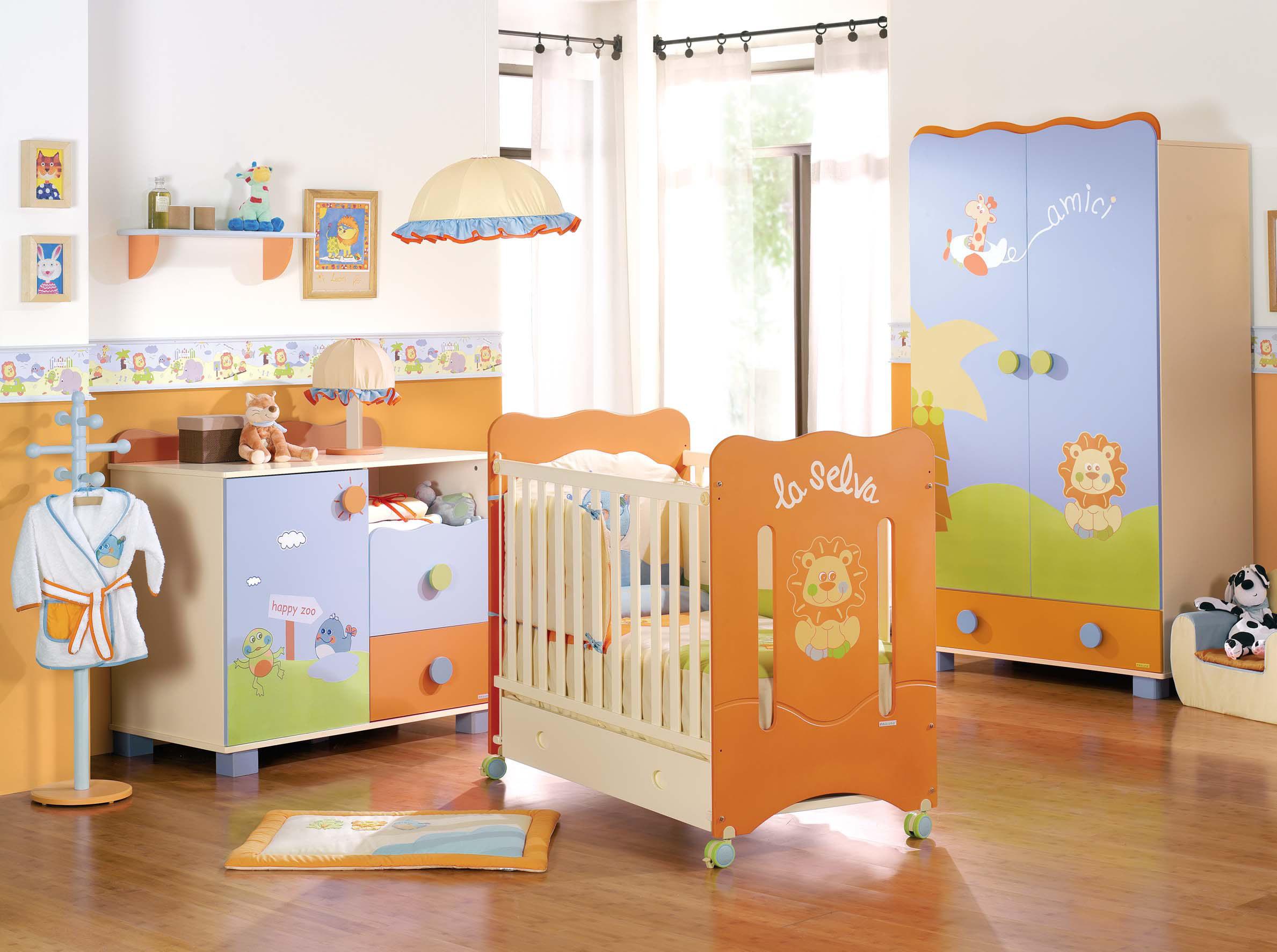 Decoração-de-quarto-de-bebê