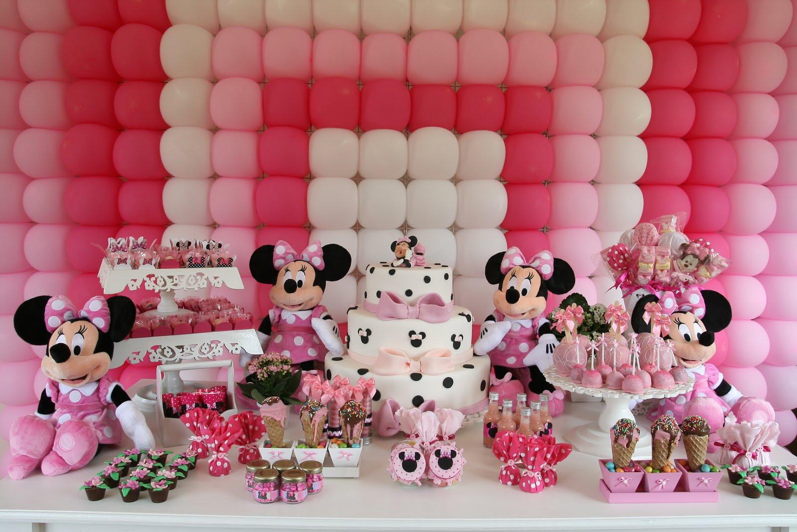 Temas de festa infantil for Decoracion fiesta infantil nina