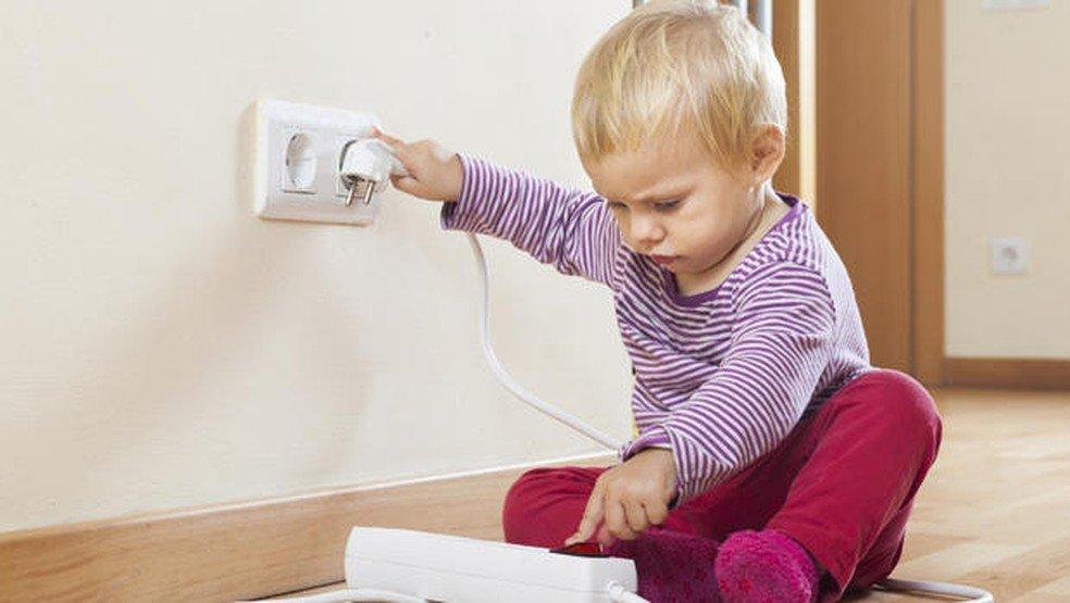 acidentes domesticos criancas