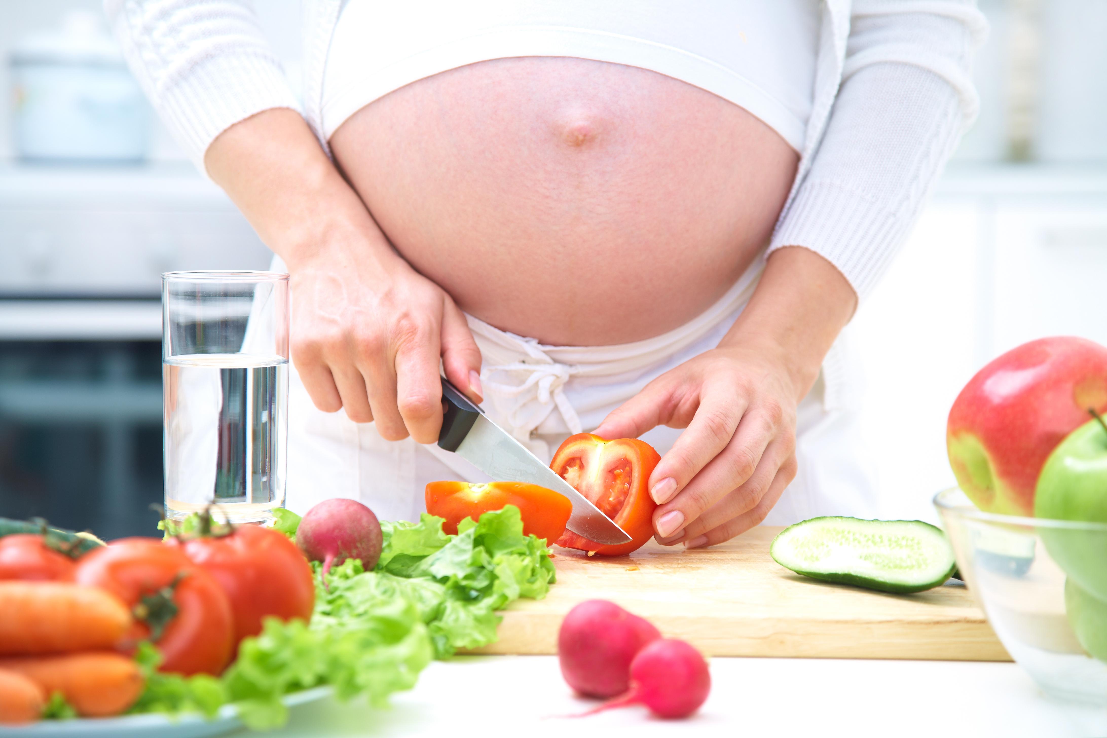 alimentação-gravidez