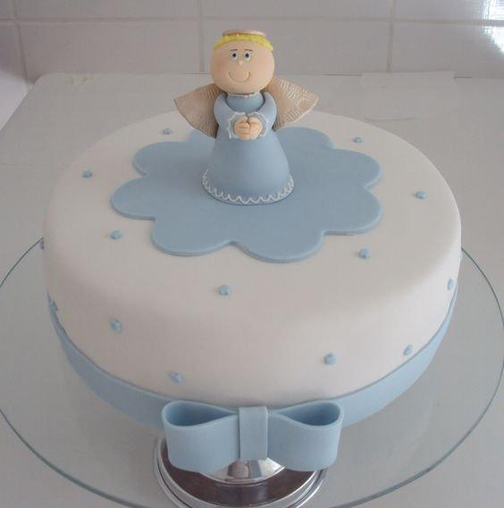 bolo batizado ideias 4