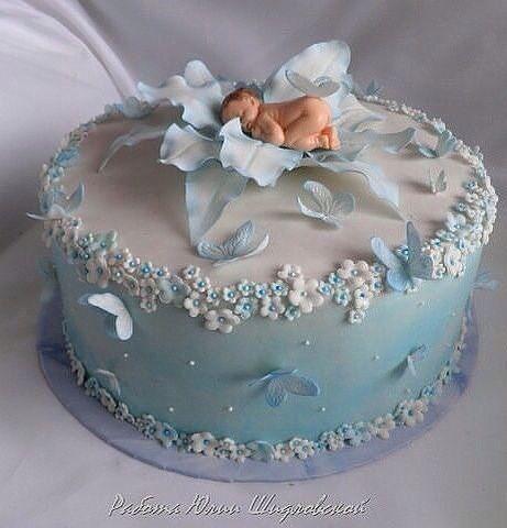 bolo batizado ideias 6