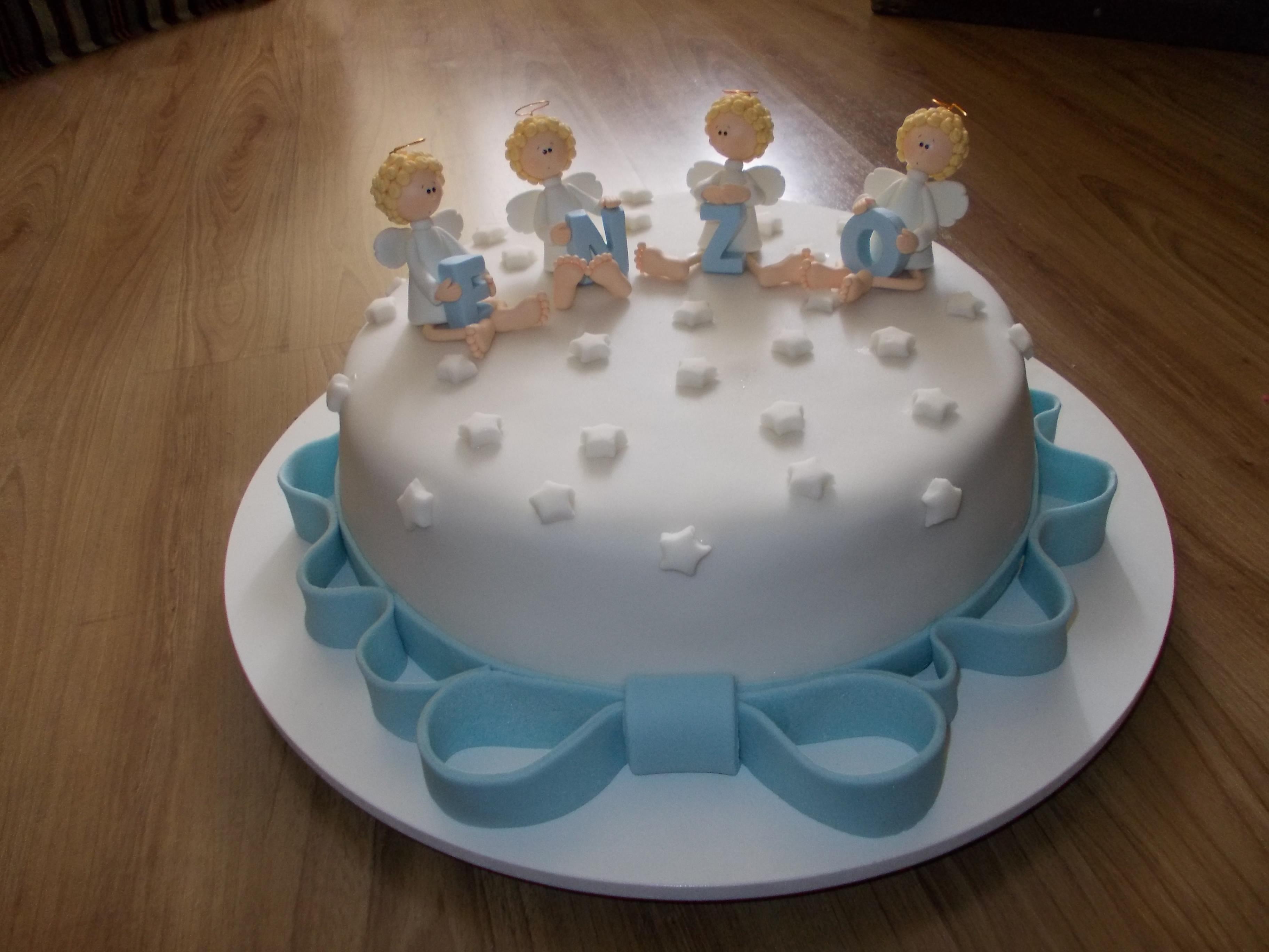bolo-batizado