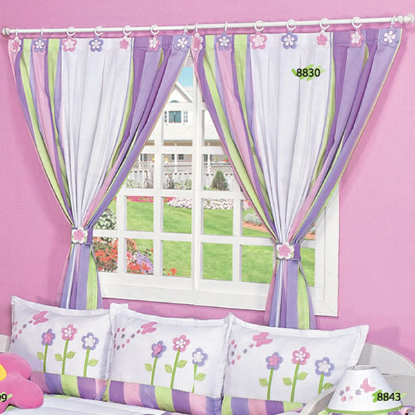 Cortinas para quarto de beb - Modelos de cortinas infantiles ...