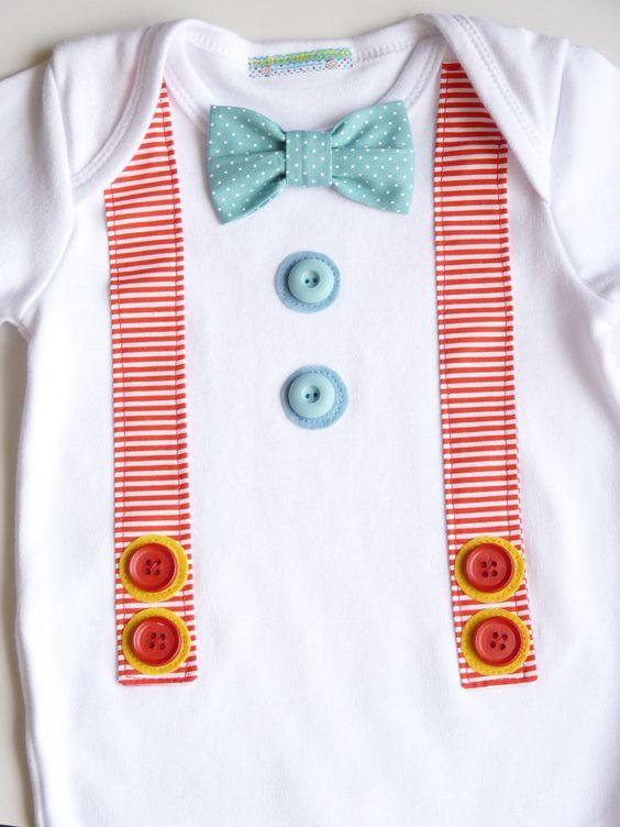 customizar diy roupa criança 4