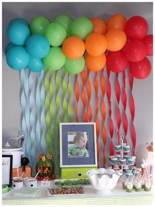 decoracao festa infantil 1