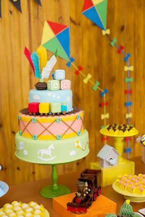 decoracao festa infantil 4