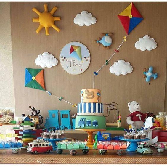 decoracao festa infantil 5
