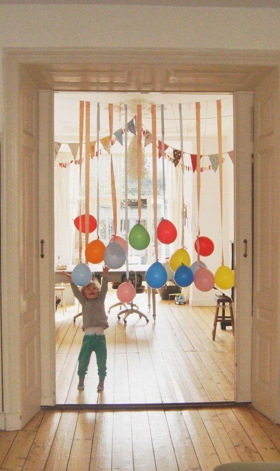 decoracao festa infantil bexigas 11