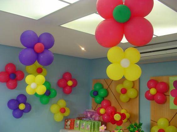 decoracao festa infantil bexigas 12