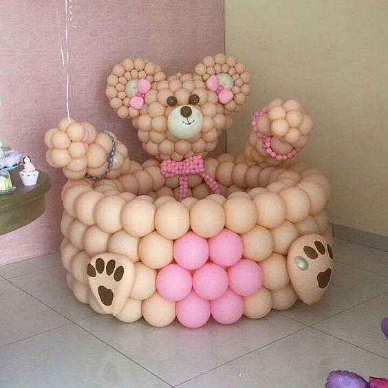 decoracao festa infantil bexigas 14