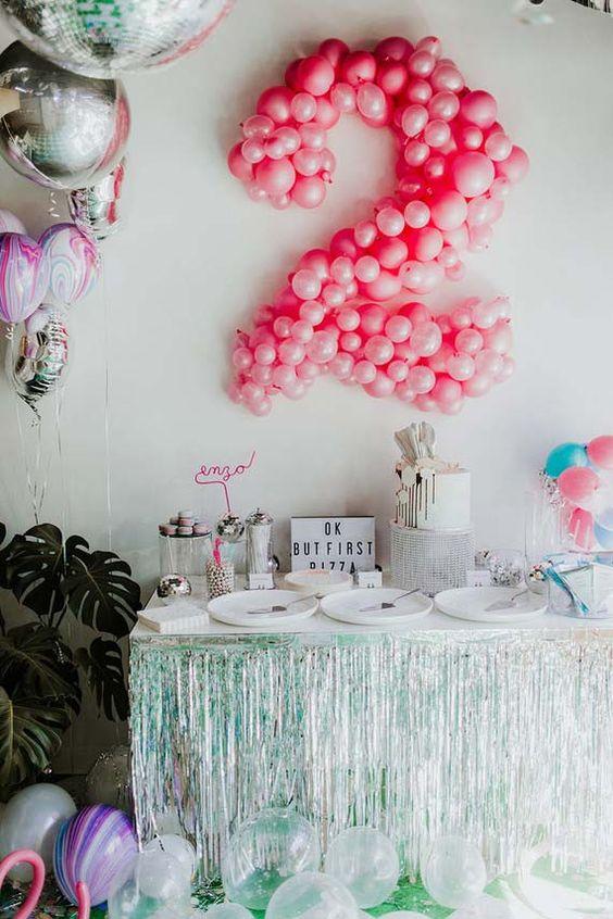 decoracao festa infantil bexigas 2