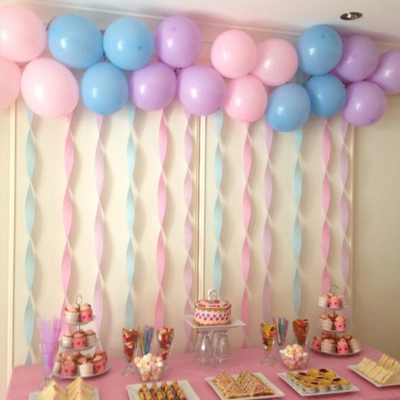 decoracao festa infantil bexigas 3