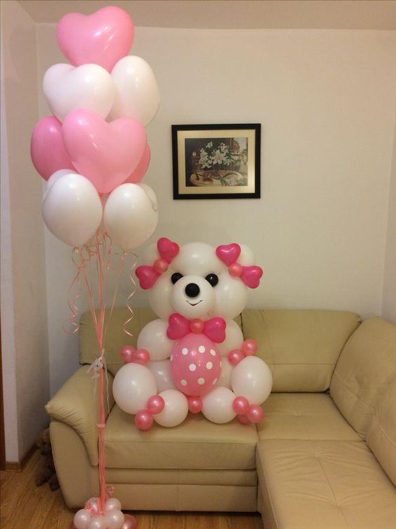 decoracao festa infantil bexigas 4