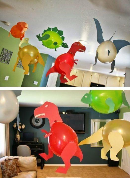 decoracao festa infantil bexigas 5