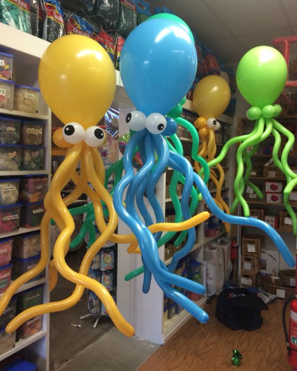 decoracao festa infantil bexigas 6