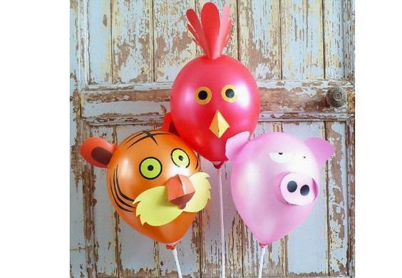 decoracao festa infantil bexigas 9