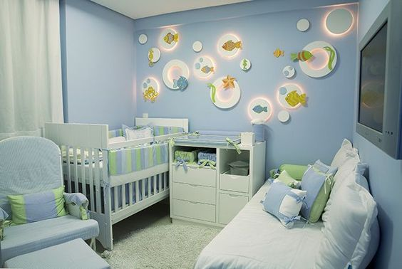 decoracao quarto menino bebe 1