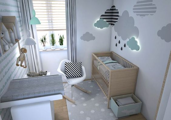 decoracao quarto menino bebe 5