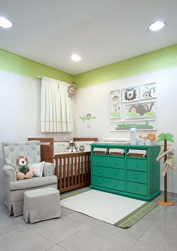 decoracao quarto menino bebe
