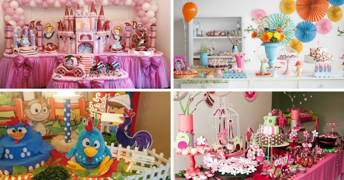 Como decorar uma festa infantil - Como decorar habitacion infantil ...