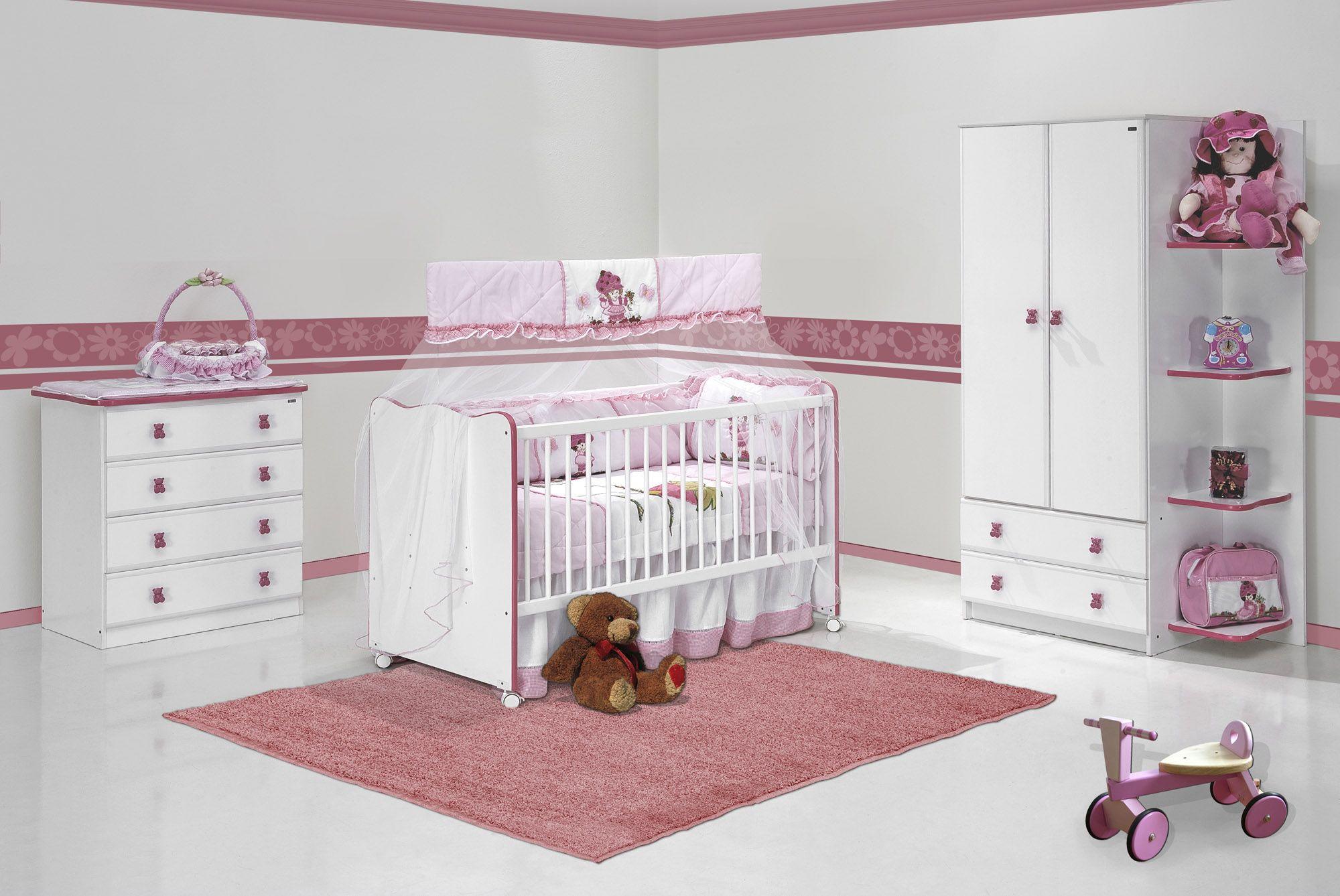Dicas para a decora o do quarto de beb for Deco quarto