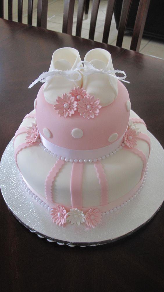 ideias bolos cha bebe 2