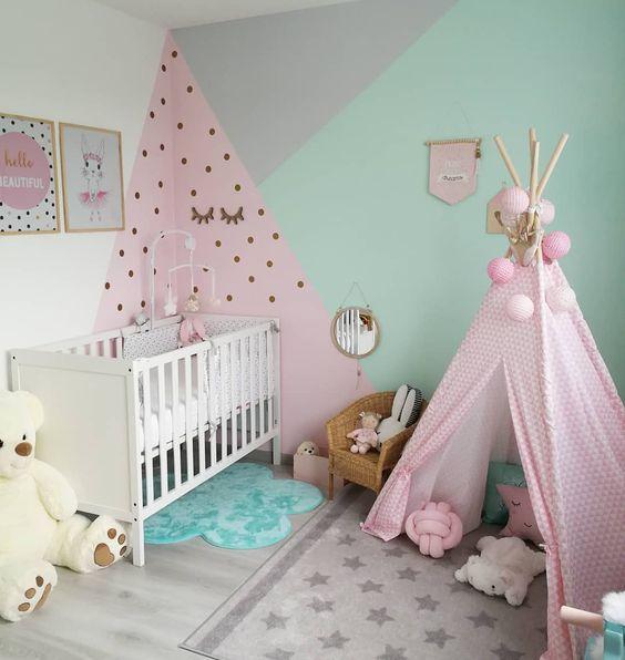 ideias para decoracao quarto infantil 1
