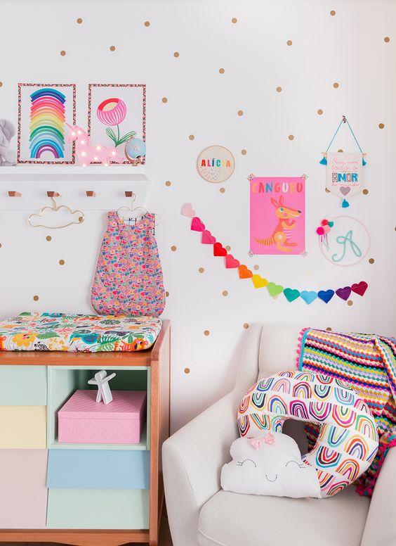 ideias para decoracao quarto infantil 3