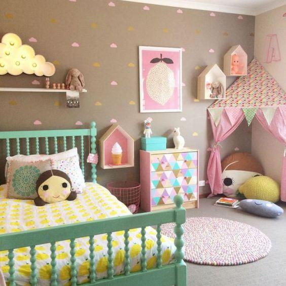 ideias para decoracao quarto infantil 4