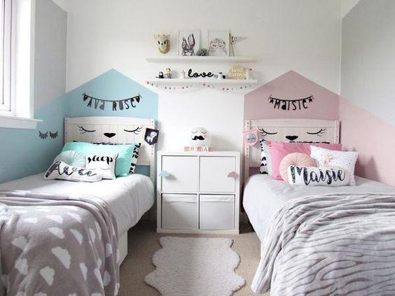 ideias para decoracao quarto infantil