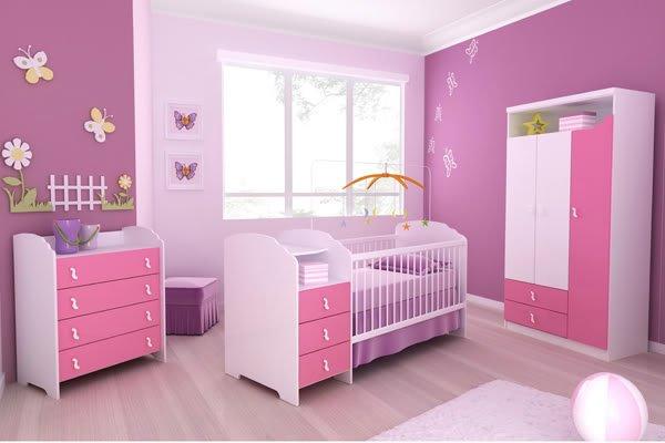 imagens de quarto de bebe decorado