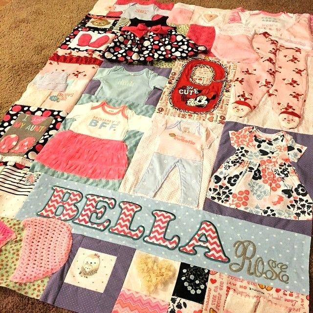 manta feita roupa bebe 7