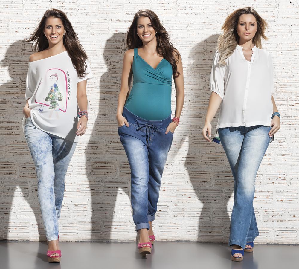 moda para gravidas