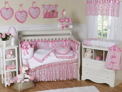 quarto de bebe berco